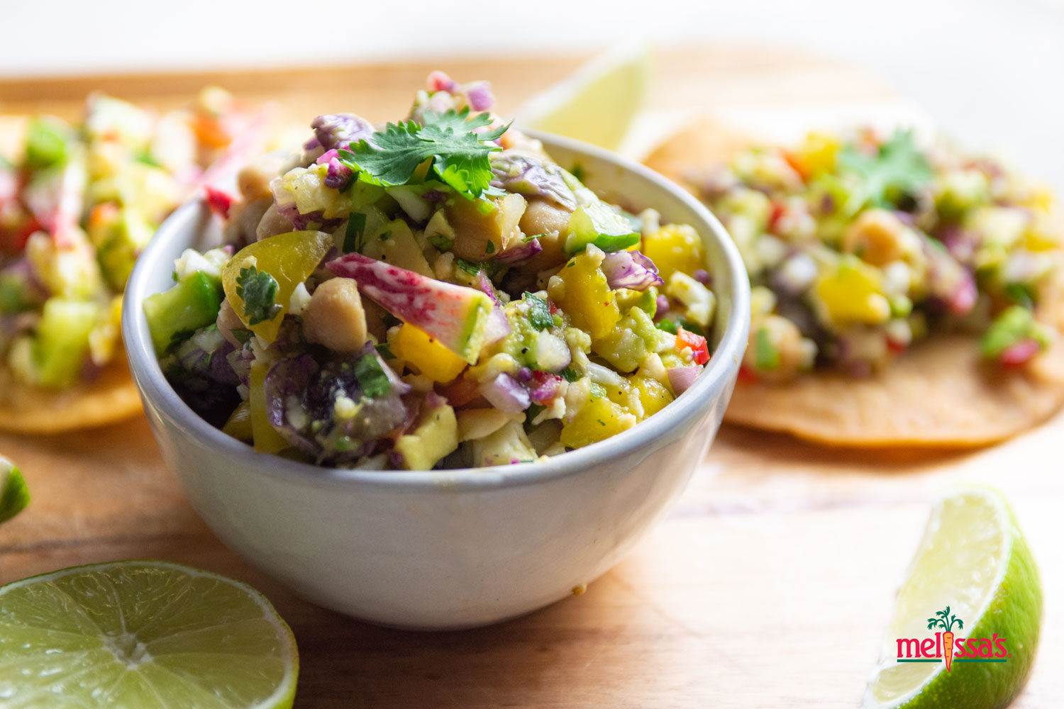 meatless ceviche