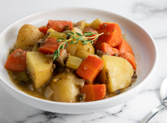 Irish Lentil Stew