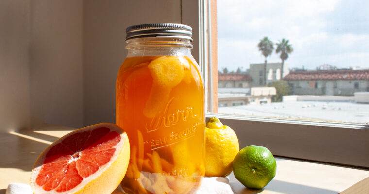 Zero Waste: 7 Ways to Use the Whole Citrus Fruit