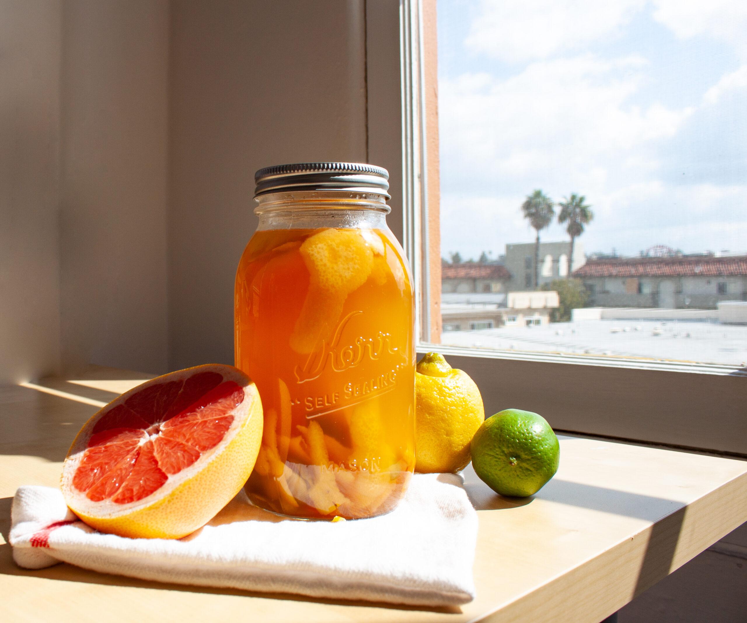 Zero Waste: 7 Ways to Use the Whole Citrus Fruit