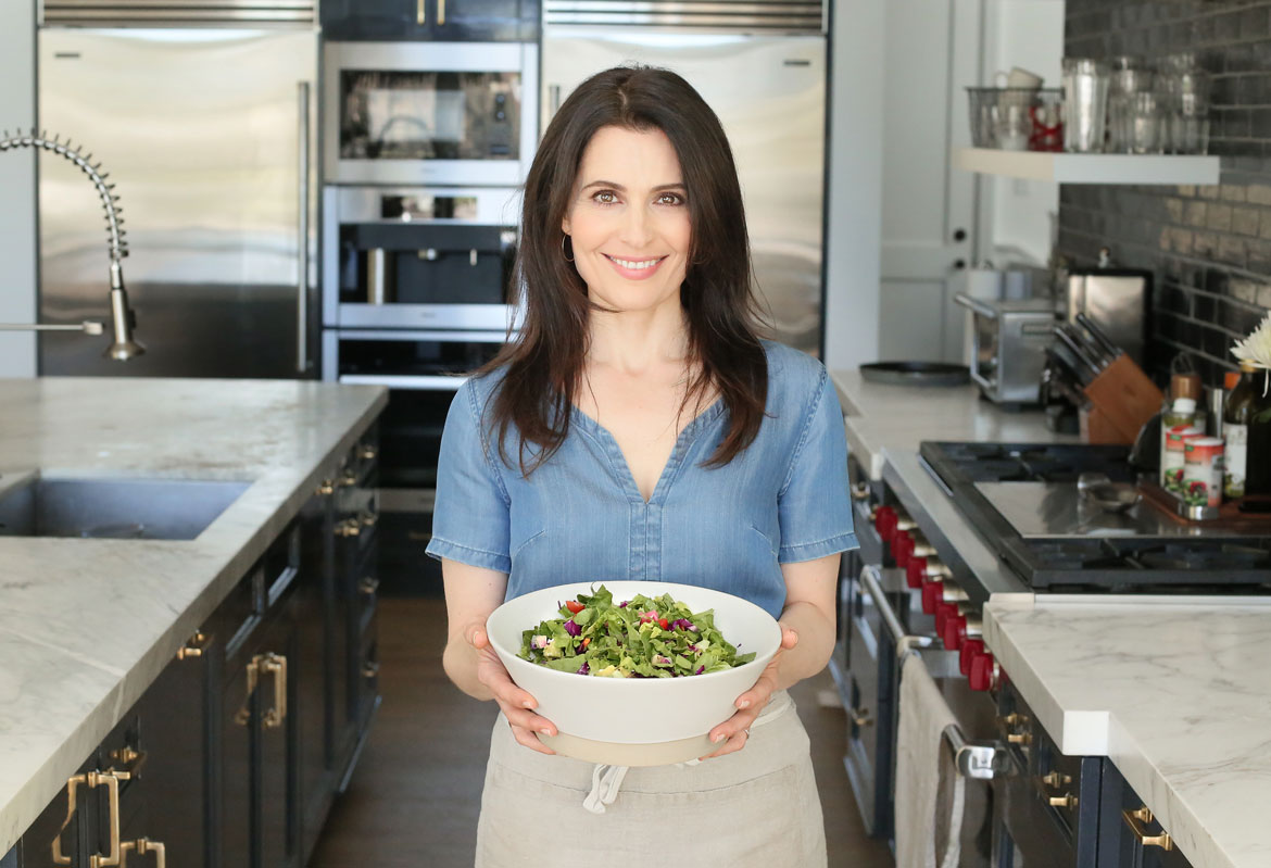 How to Eat Healthy Quicker Than Quick With Pamela Salzman