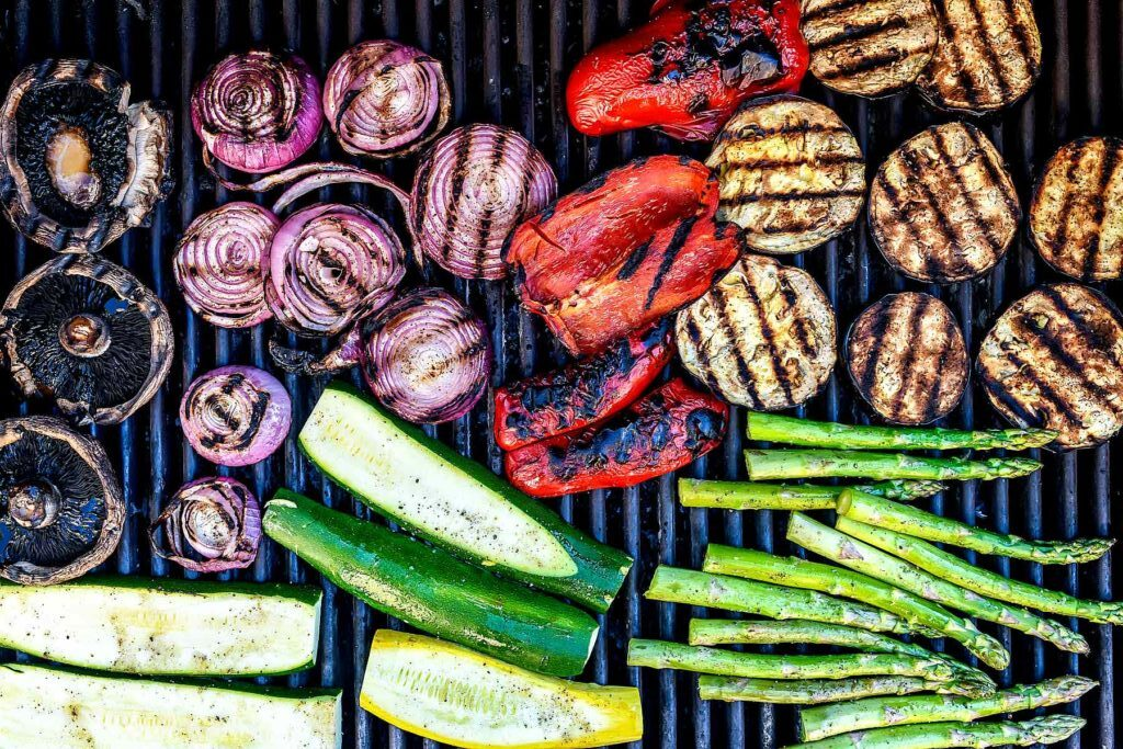 Grilling Produce 101