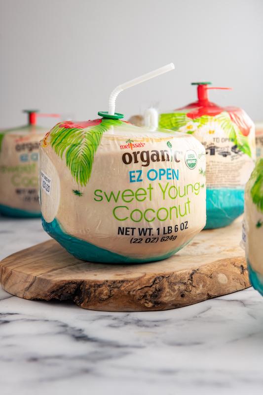 Organic EZ open Coconut-9