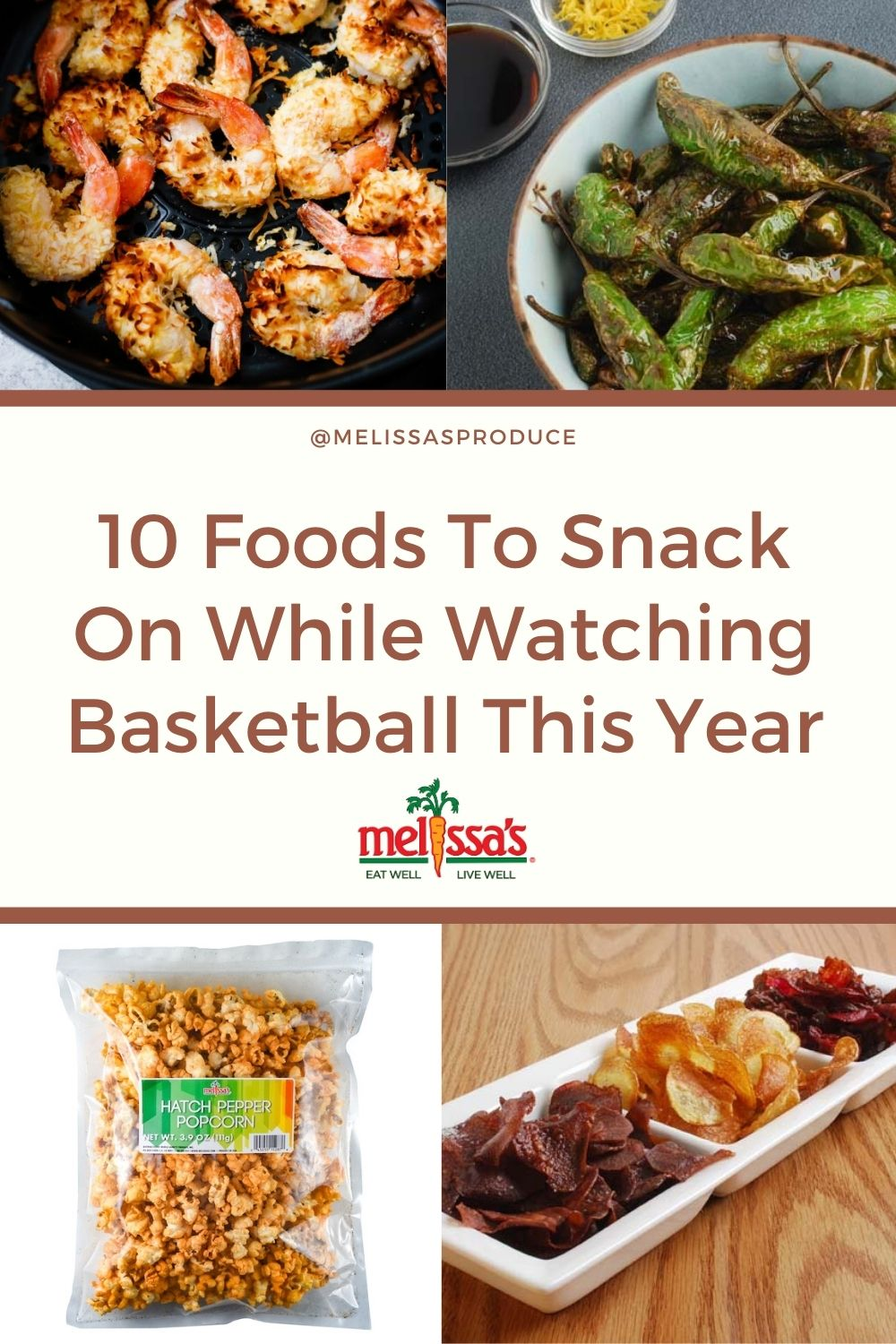 10 Foods To Snack On While Watching Basketball This Year