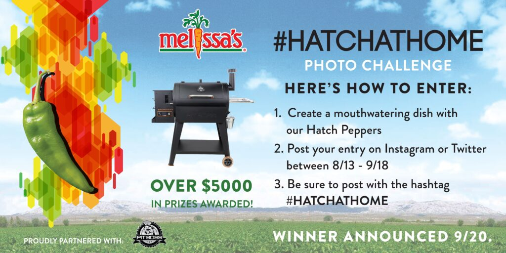 hatch at home promotion banner