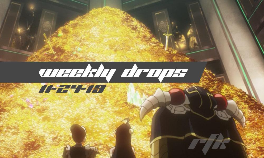 Rich Fat Kids Weekly Drops 11-24-19