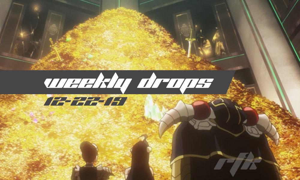 Rich Fat Kids Weekly Drops 12-22-19