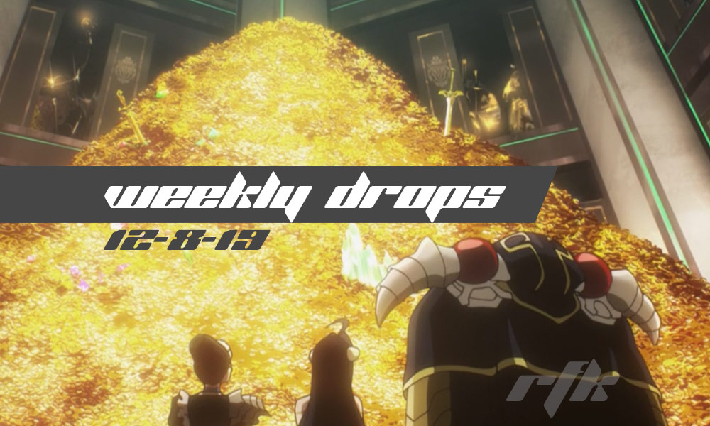 Rich Fat Kids Weekly Drops 12-8-19