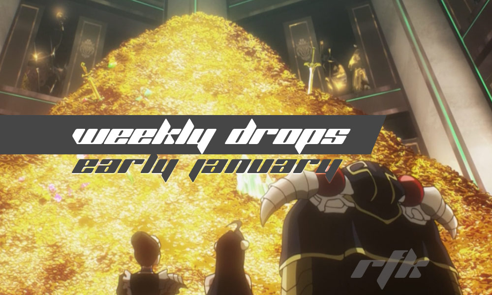 Rich Fat Kids Weekly Drops Early January
