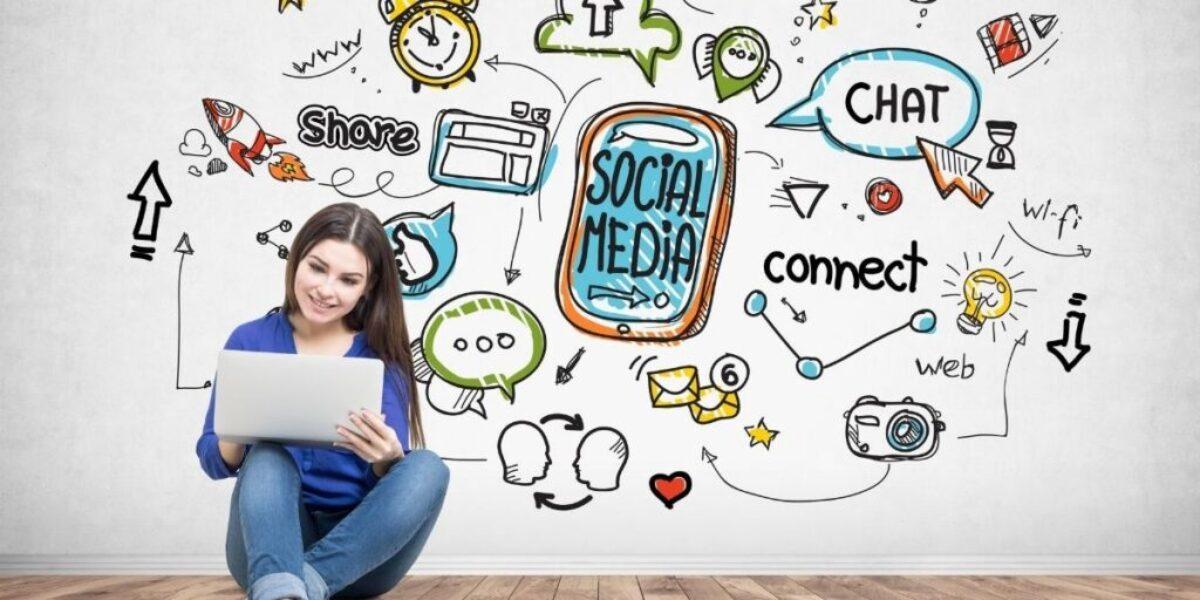 social media handles