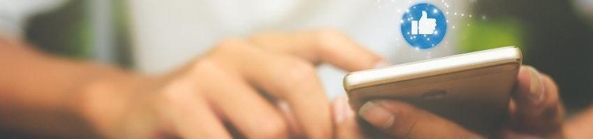 social media handles benefits