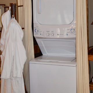 My Roundette washer and dryer - The Cove at Fairview - Vacation Rentals - Asheville, NC