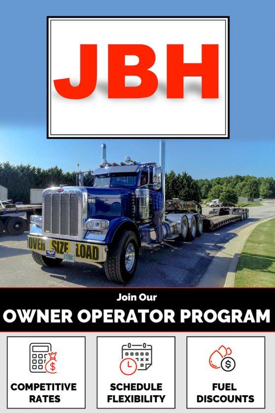 Owner Operator Program