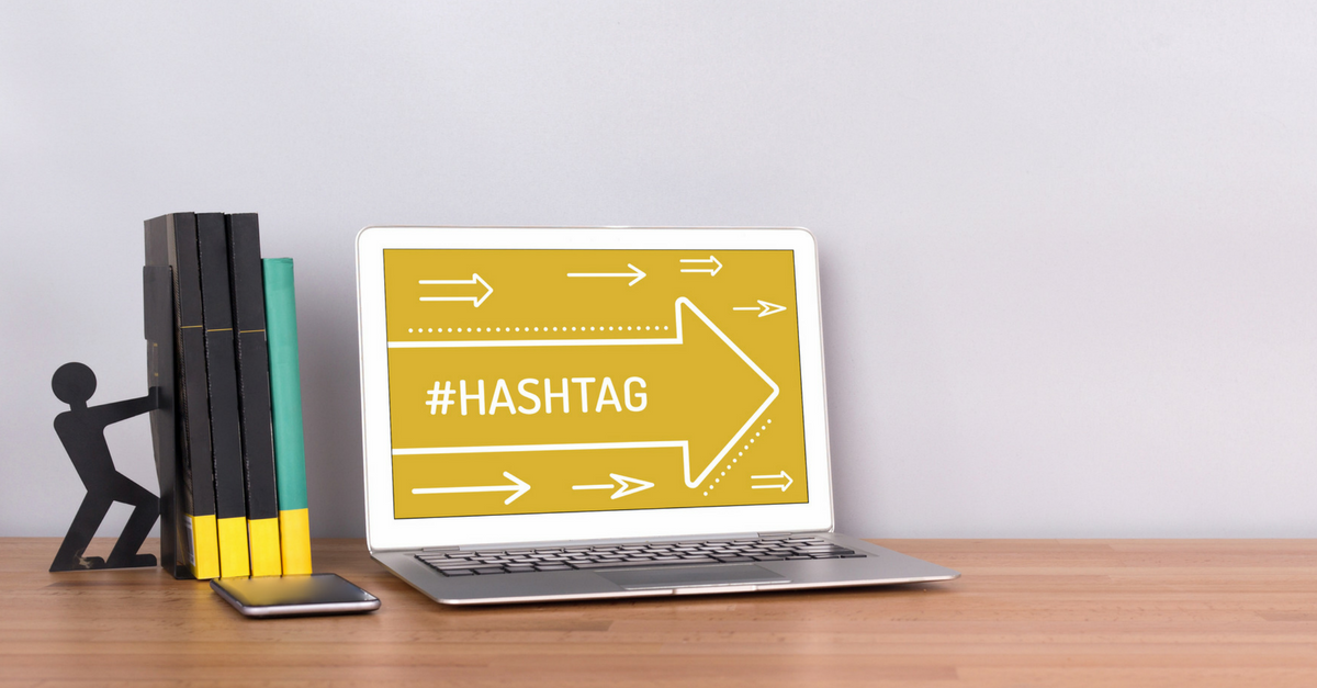 Two Types of Hashtags You Should Be Using