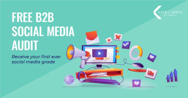 Free B2B Social Media Audit