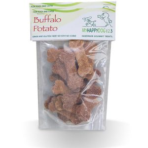 Buffalo Potato Dog Treats