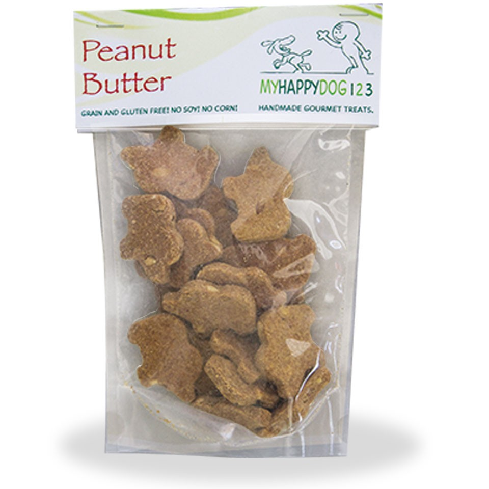 Peanut Butter Dog Treats