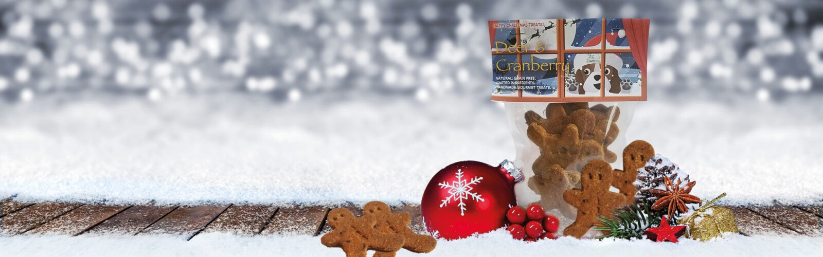 NEW! Christmas flavor!