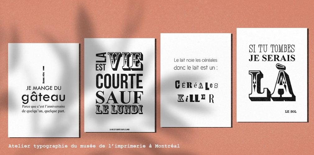 Atelier Typographie - 3