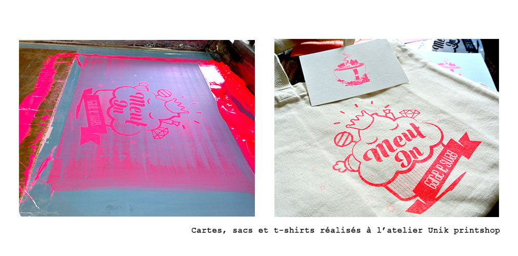 Atelier Sérigraphie - 2
