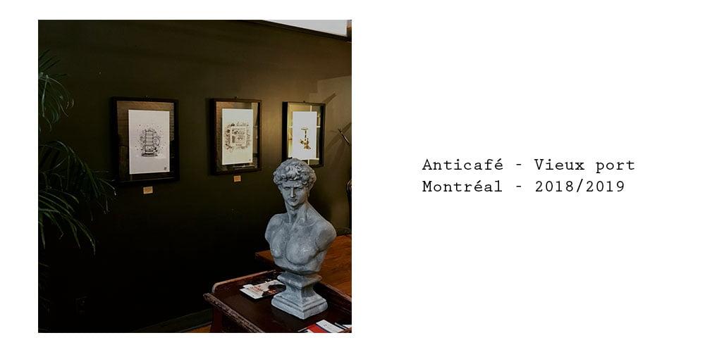 Anticafé Expo illustrations
