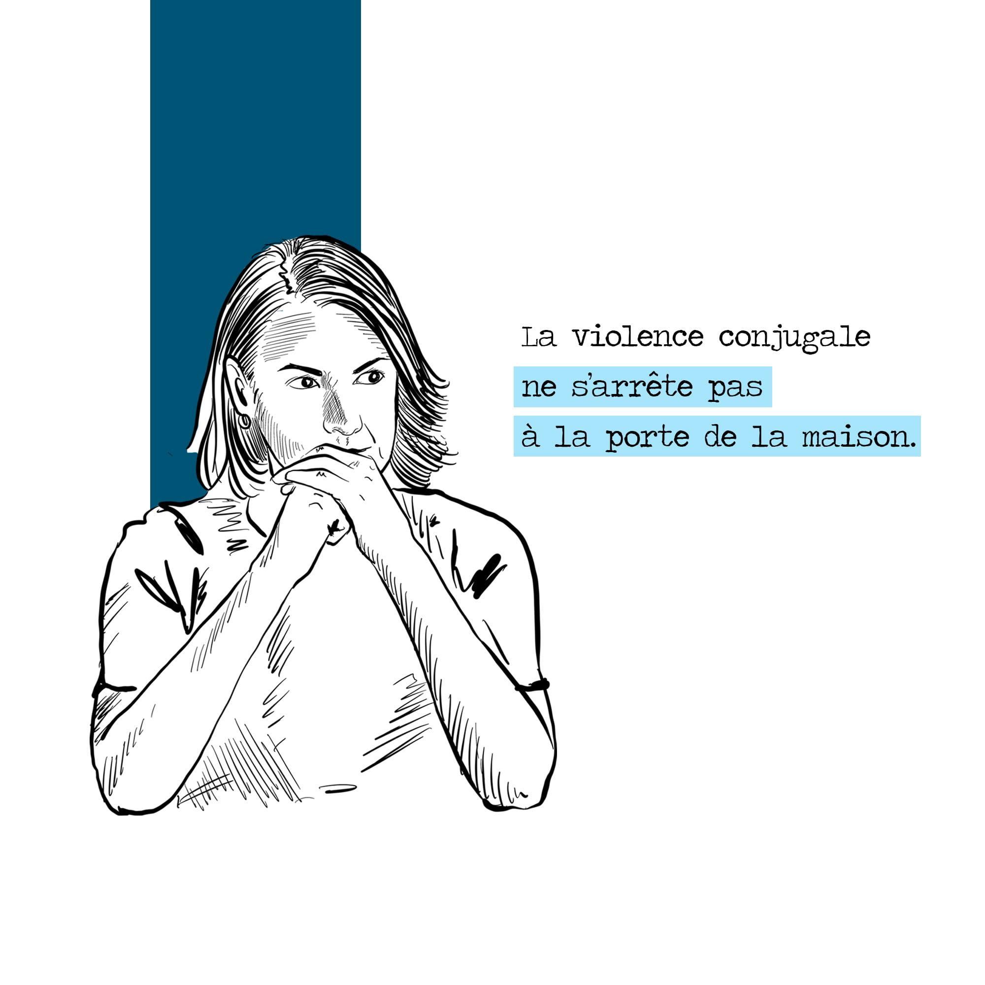 Campagne contre violences conjugales