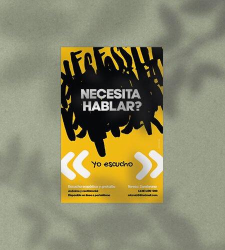 Affiche espagnol