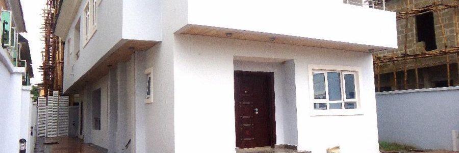 5 Bedroom House for sale in Ikeja (TE -531)