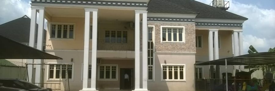 Executive 4 Bedroom Duplex with a Pent House (Ensuite)