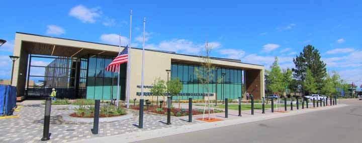 Englewood Police Department - Englewood, CO <strong>[New Construction]</strong>