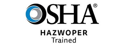 OSHA Hazwoper Certified