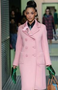 prada jacket pink