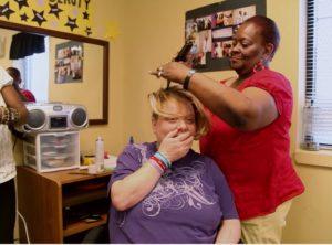 Holywood beauty salon