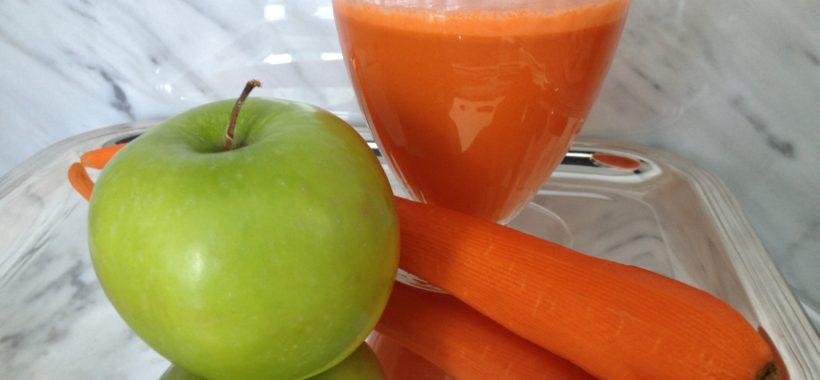 orange apple juice