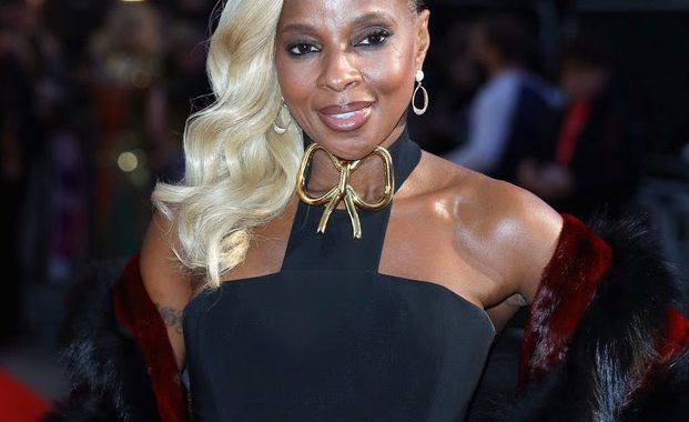 mary j blige fashion