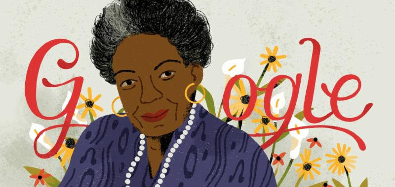 Google Doodle Celebrates The Life & Legacy Of Dr. Maya