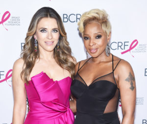 Mary J. Blige Performs At Breast Cancer Foundation's Hot Pink Party