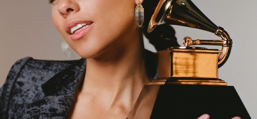 ALICIA KEYS TO HOST THE 61ST ANNUAL GRAMMY AWARDS