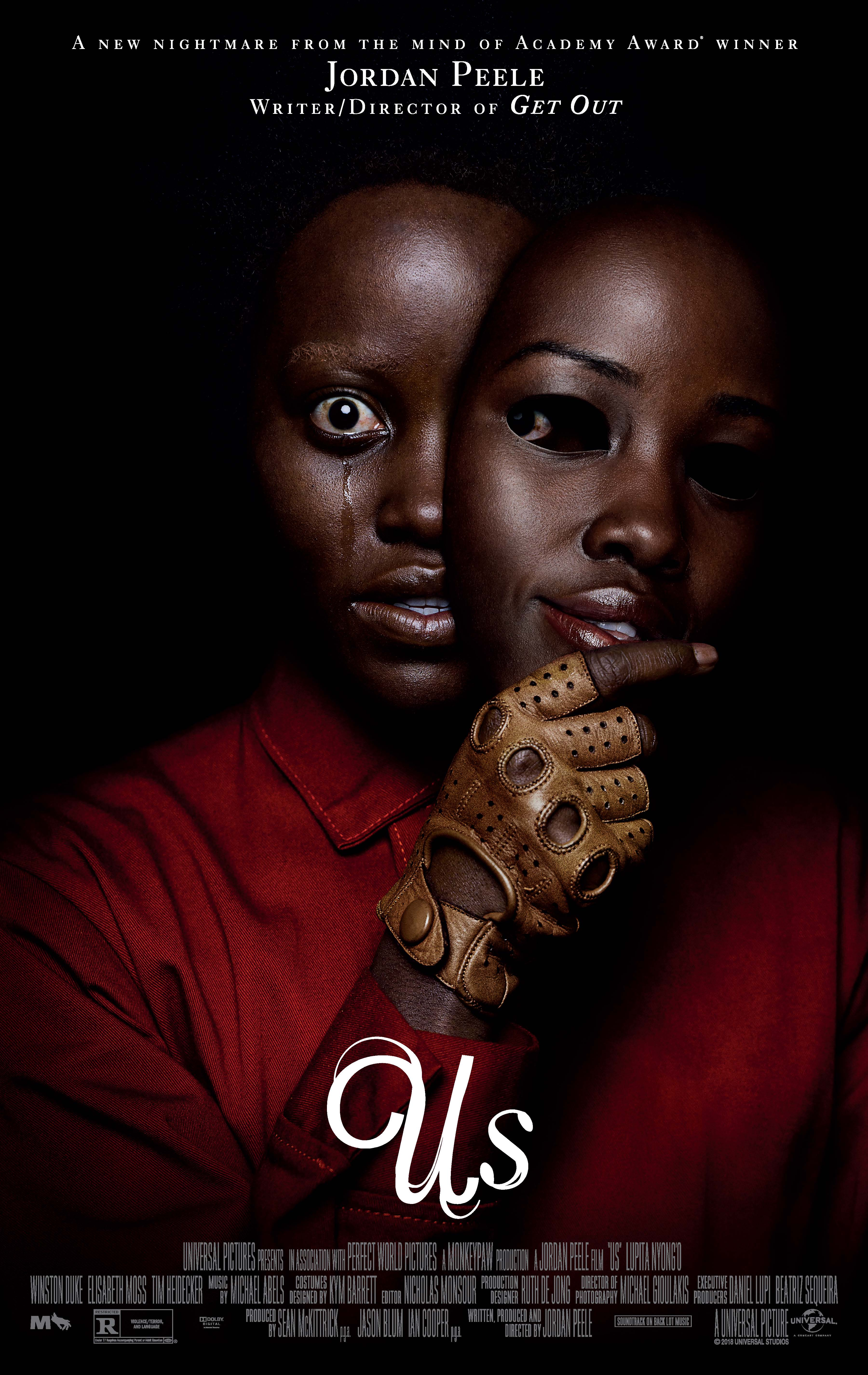 Oscar® winner Lupita Nyong'o as Adelaide Wilson