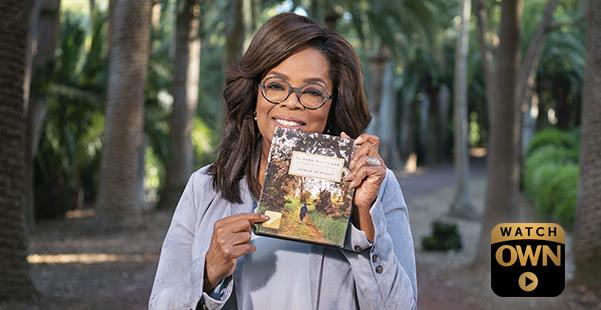Oprah's Path Made Clear