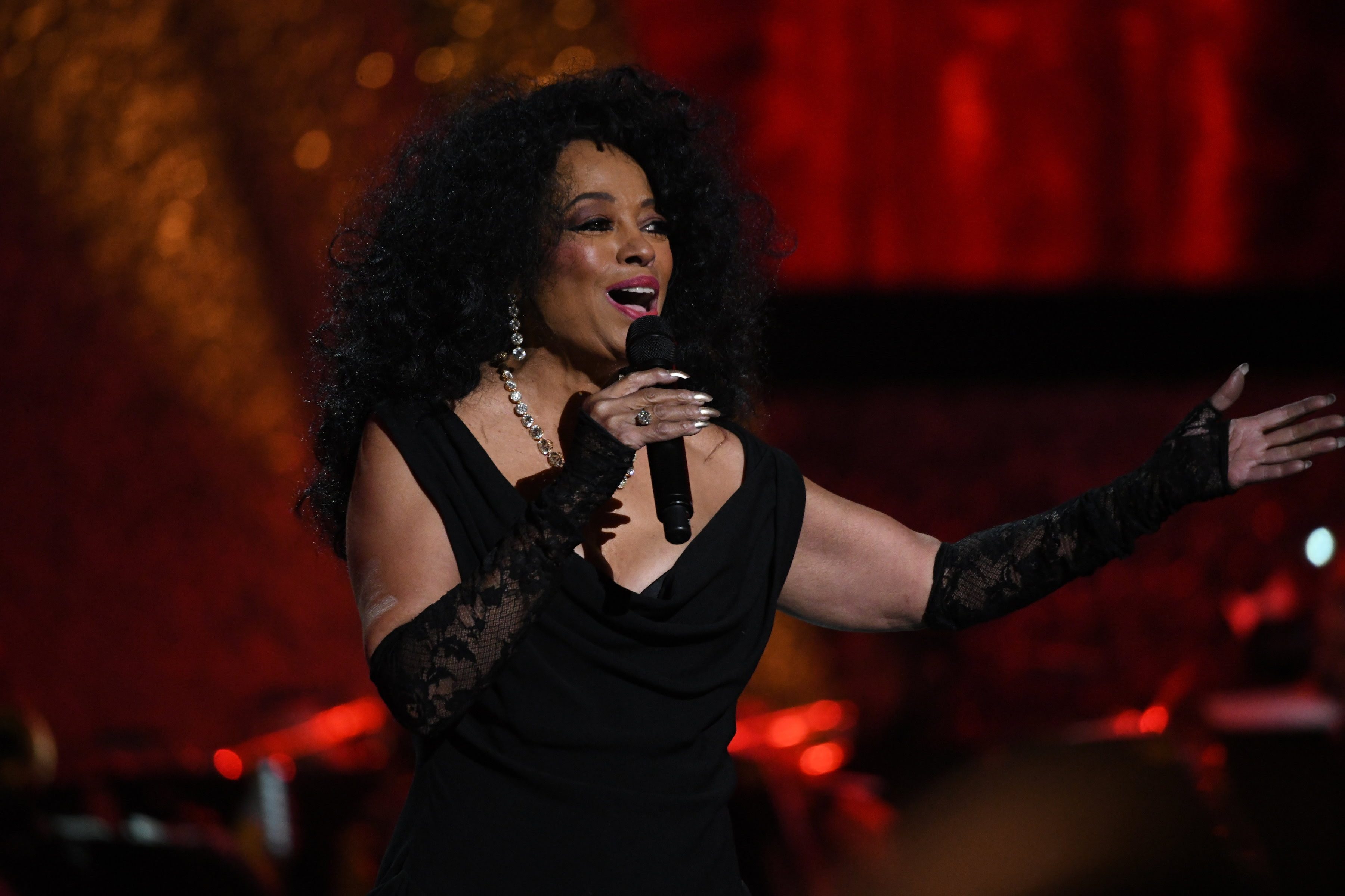 Motown 60: A GRAMMY Celebration, April 21