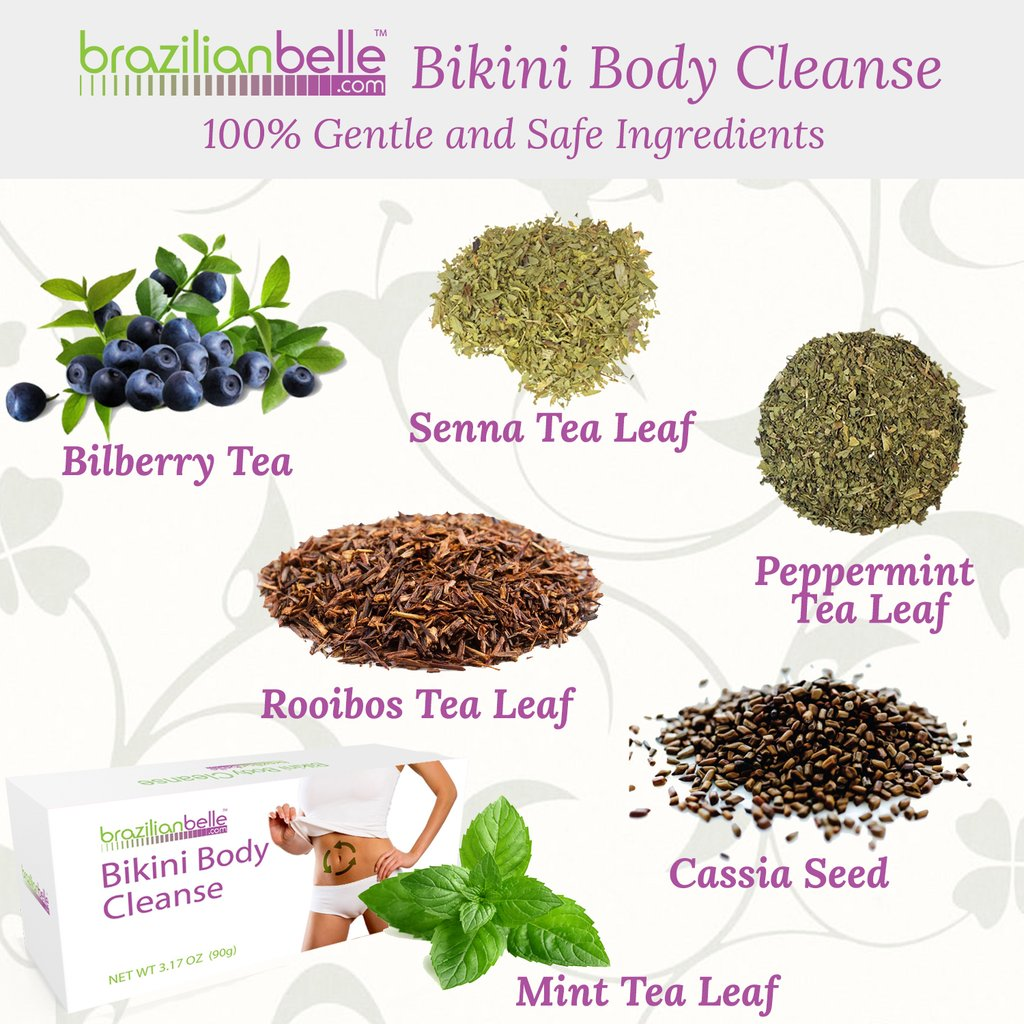 Bikini Body Energy & Detox Tea