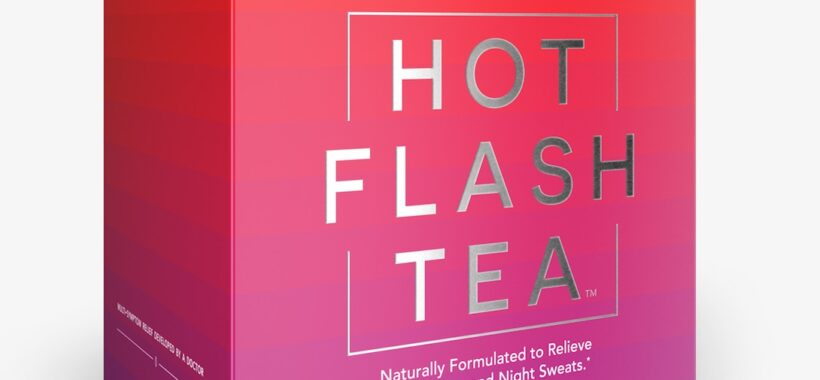 hot flash tea
