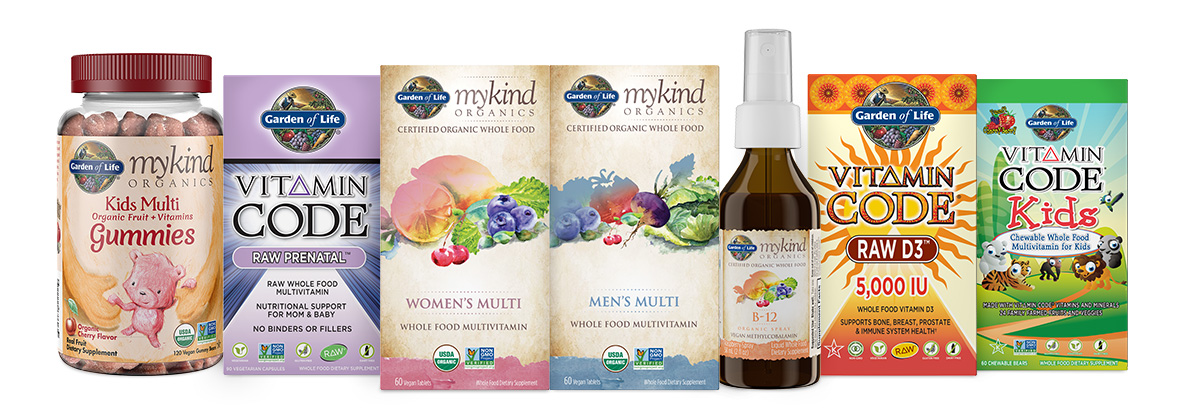 Garden of Life Vitamins Are Awesome!
