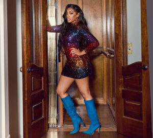 Porsha Williams x Just Fab Presents The Georgia Collection by Porsha