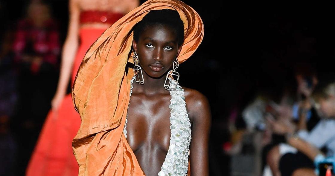 Schiaparelli Haute Couture Fall/Winter 2019-2020