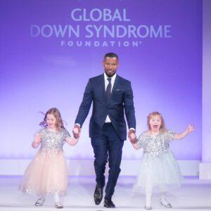 Jamie Foxx, Quincy Jones Global Down Syndrome Foundation News