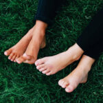 health grounding feet