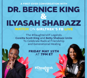Daughters of Coretta Scott King & Betty Shabazz Speak