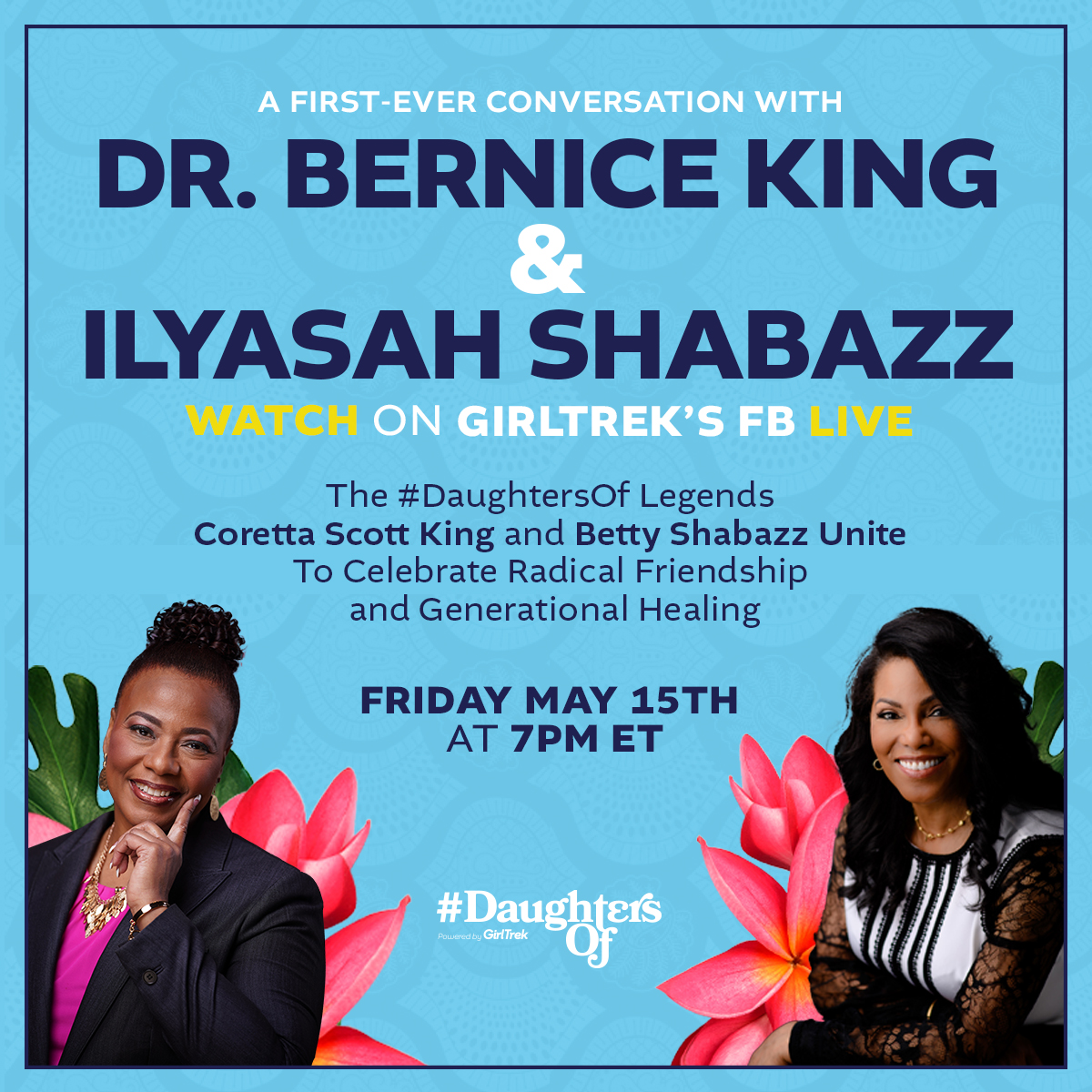 Daughters of Coretta Scott King & Betty Shabazz Speak